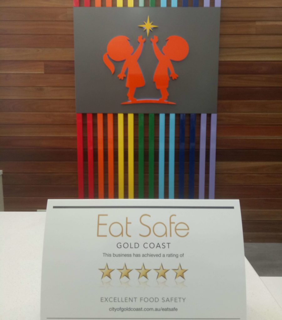 It was with absolute pride that we have received a five star rating from the Gold Coast City Council for our Food Safety Program. Our in-house cook, Sharon, the creator of the menus and meals excels in all areas of food preparation within her beautiful and well-maintained kitchen. Sharon receives a great deal of pleasure […]