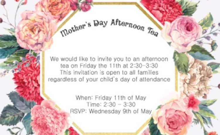An Invitation for All Creative Mind's Mums