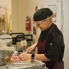 Welcome our new Cook, Christine